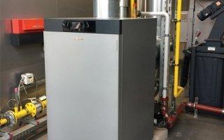 Nouvelle chaudière gaz à condensation Vitocrossal 100 CI1 : un rapport qualité prix remarquable