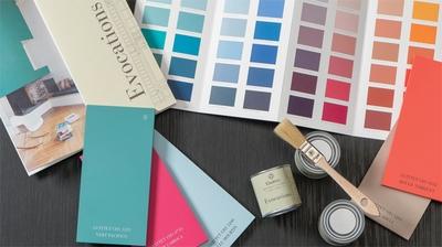 Evocations : Le nouveau concept couleurs de Guittet Batiweb