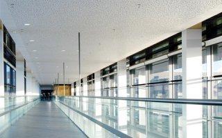 La gamme de plafonds plâtre acoustiques non démontables KNAUF DELTA s'enrichit de nouvelles réféérences