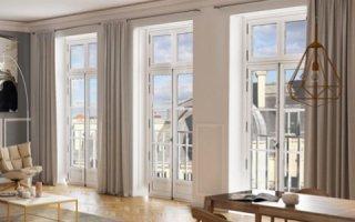 FENÊTRES BOIS SY LE® style Louvre, DANS LA PURE TRADITION HAUSSMANNIENNE - Batiweb