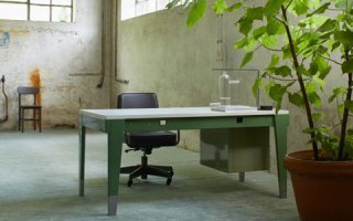 DESSO et Ex Interiors : partenaires pour une collection au look industriel Batiweb