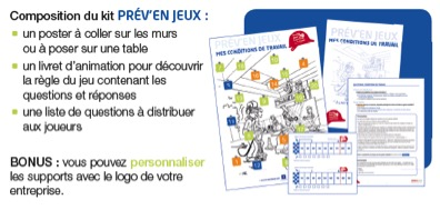 Prév'enjeux : une animation pour parler sécurité et prévention !