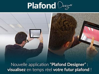 Plafond Designer : visualisez votre futur plafond  en temps réel ! Batiweb