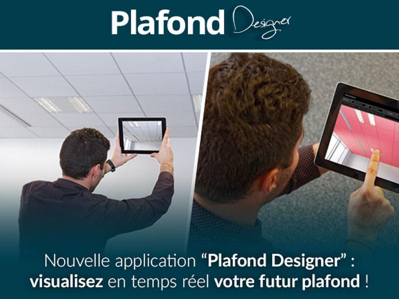 Plafond Designer : visualisez votre futur plafond  en temps réel ! - Batiweb