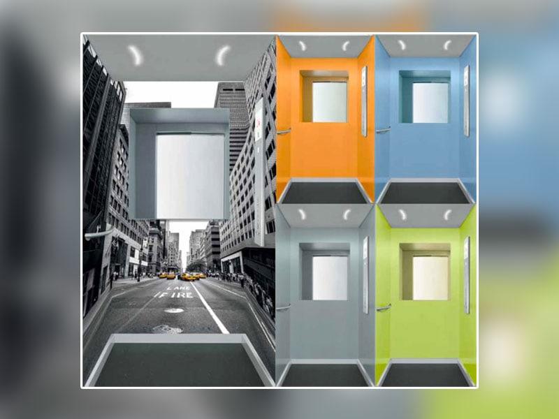 Ascenseur Schindler 3100s, le meilleur de nos technologies pour les petits bâtiments - Batiweb