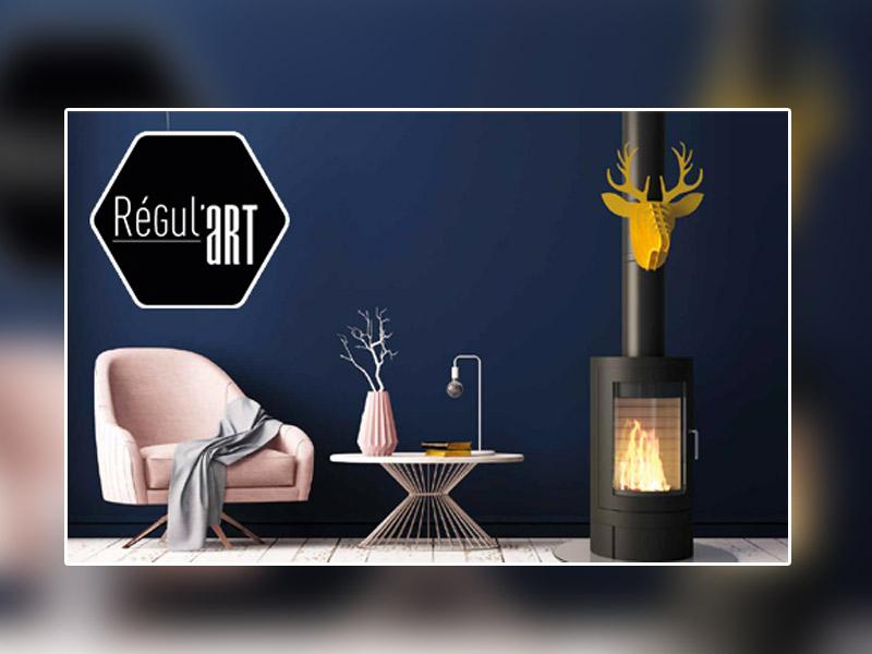 Régul'Art, le régulateur de tirage design - Batiweb