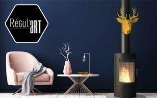 Régul'Art, le régulateur de tirage design