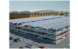KP1 Bâtiments lance le parking solaire KP SOLAR