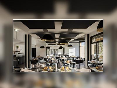 HÔTEL MERCURE TOURS SUD : Le savoir-faire acoustique de KNAUF AMF séduit le secteur hôtelier Batiweb