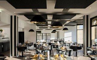 HÔTEL MERCURE TOURS SUD :  Le savoir-faire acoustique de KNAUF AMF séduit le secteur hôtelier