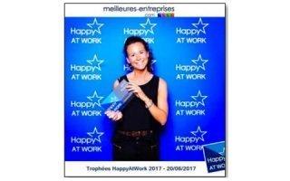 Classement HappyAtWork 2017 : ELCIA, meilleure PME de la région Rhône-Alpes Auvergne où il fait bon travailler Batiweb