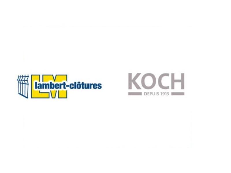 LAMBERT CLOTURES se lance à la conquête de la région parisienne avec la reprise de la société KOCH