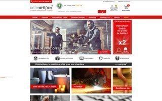 Distriartisan, la plateforme professionnelle pour vos chantiers - Batiweb
