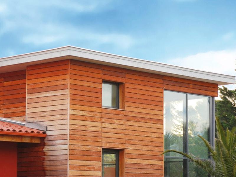 Deux nouvelles solutions Ubbink pour assurer l'étanchéité à l'eau des maisons à ossature bois - Batiweb