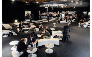 ARCHITECT AT WORK : PARIS EVENT CENTER -  Jeudi 21 & vendredi 22 septembre 2017  - Thème édition 2017 : Architecture, jeux de sens…