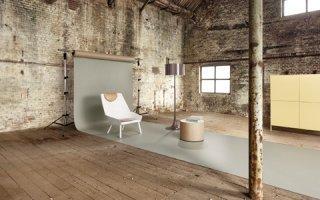 Marmoleum solid & striato : le lino de Forbo naturellement contemporain !