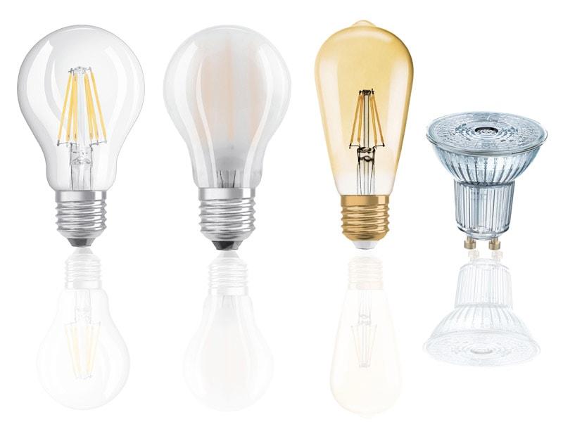 Nouvelles lampes LED par LEDVANCE : du verre, du design, de la haute qualité  ! - Batiweb
