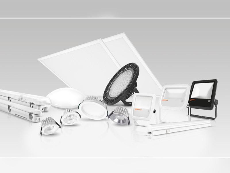 La gamme de luminaires LED de LEDVANCE s'étoffe avec de nouvelles références - Batiweb