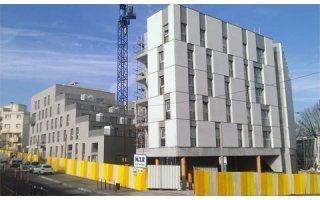 Un chantier couleur Platine pour KBE Batiweb