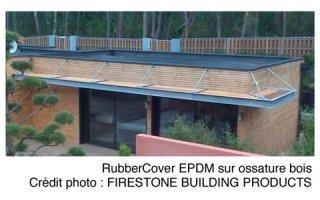 Rubbercover EPDM obtient la certification ATEX : La 1ère du marché des membranes d'étanchéité pour toitures-terrasse résidentielles en adhérence directe sur isolant PIR - Batiweb