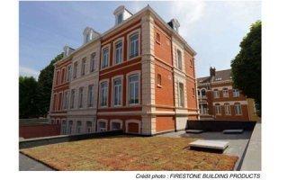 Firestone Building Products :  800 m2 de membranes d'étanchéité Rubbergard EPDM - Batiweb
