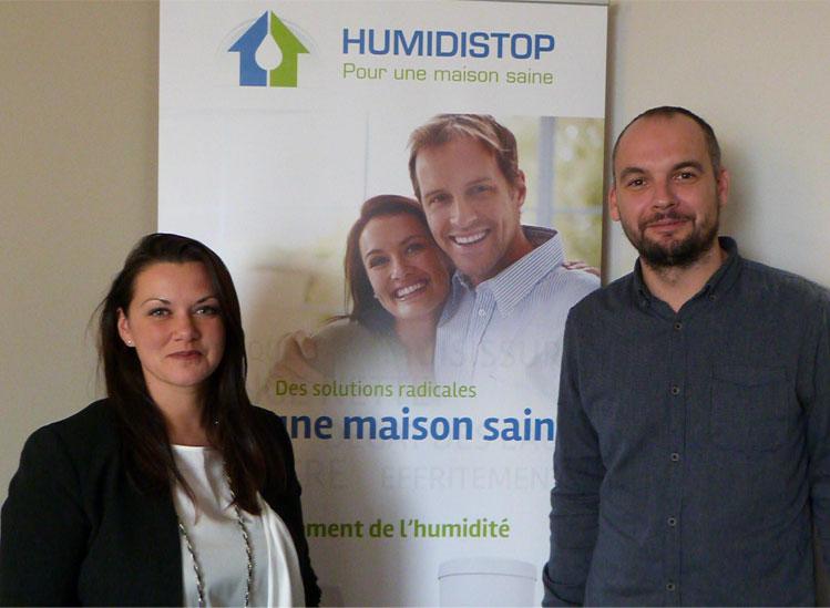 Humidité dans la maison : la détecter et la traiter avec Humidistop France - Batiweb