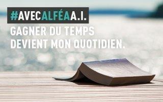 Simplicité, Design et Connectivité avec Alfea Excellia A.I., la nouvelle pompe à chaleur d'Atlantic se connecte à vos envies !