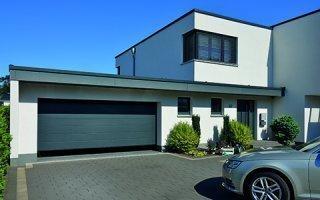 Nouveautés portes de garage Hörmann : RollMatic OD, LPU67 et solutions pour l'aération optimale du garage. Batiweb