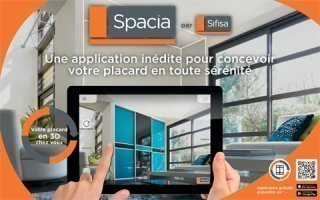 SPACIA par SIFISA, l'application qui donne forme à vos projets