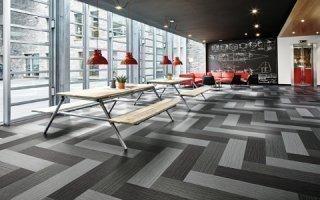Flotex by Forbo, la révolution design pour tous les secteurs !