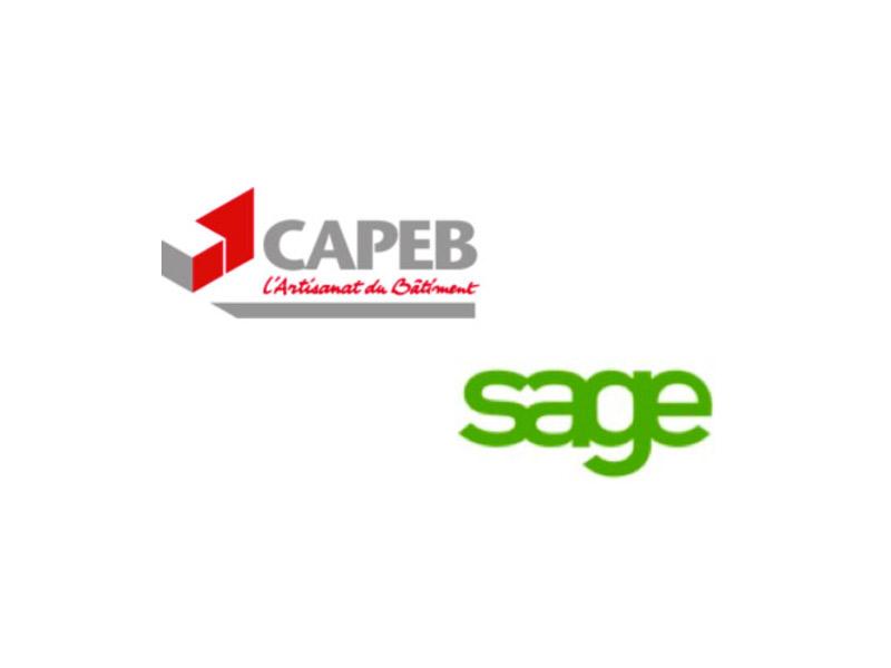 La CAPEB et Sage font monter en puissance leur collaboration pour accompagner les entreprises artisanales - Batiweb