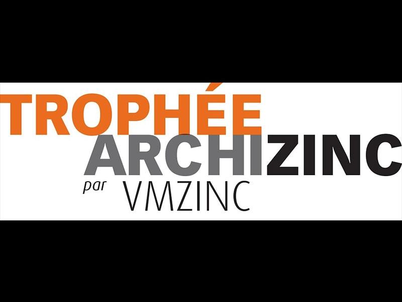 Trophée Archizinc par VMZINC® : Architectes, présentez vos projets réalisés avec du zinc VMZINC ! - Batiweb