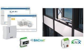 Des façades intelligentes. Made by GEZE - Batiweb