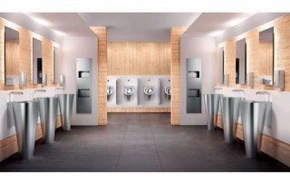 Du design dans les sanitaires publics - Batiweb