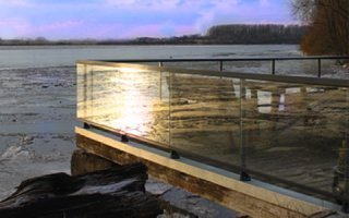 dani alu - Garde-corps en aluminium  pour balcon et toiture-terrasse Batiweb