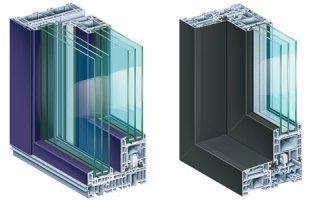 Grande variété de systèmes : profine au salon Fensterbau / frontale