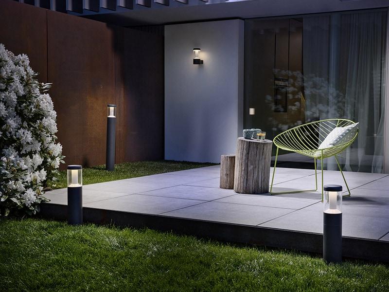 LEDVANCE lance une nouvelle gamme de luminaires décoratifs pour l'éclairage extérieur - Batiweb
