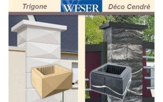 Les Piliers Trigone Weser Batiweb