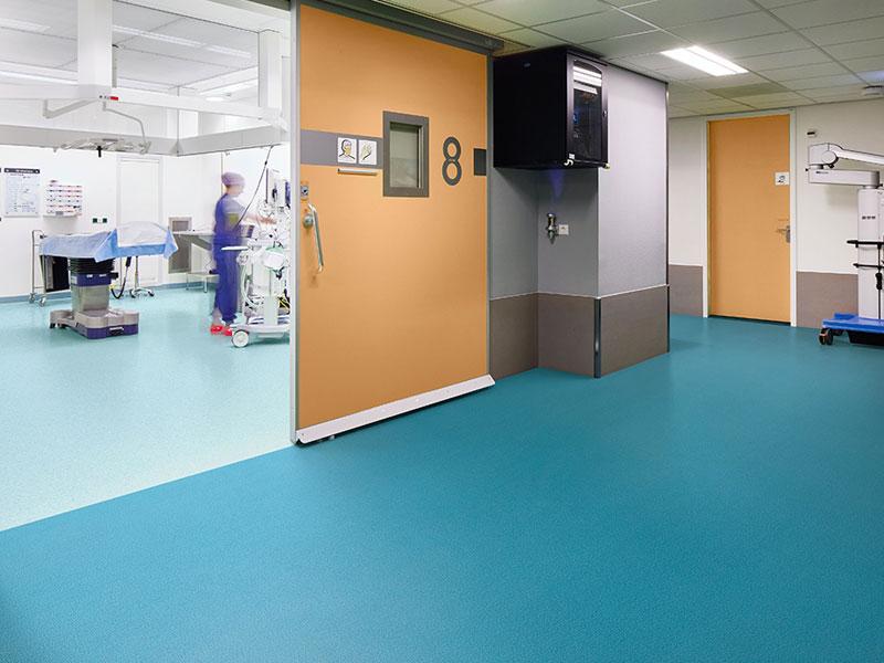 Forbo Flooring Systems : une palette de solutions dédiées au secteur de la Santé - Batiweb