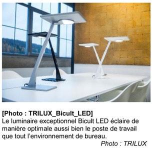 « Leading the Change » : au salon Light+Building 2018, TRILUX dévoilera des solutions d'éclairage tertiaire à la pointe du numérique Batiweb