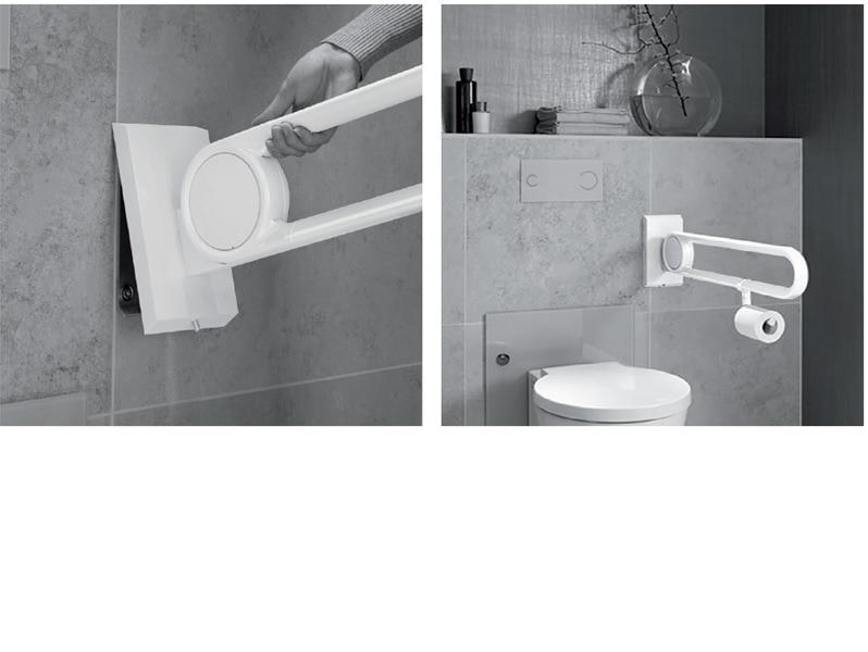 Une planification évolutive grâce au Système Vario Care NORMBAU pour adapter les salles d'eau en un tour de main - Batiweb
