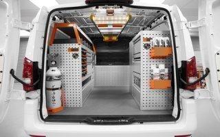 Nos 4 astuces pour aménager son véhicule utilitaire - Batiweb