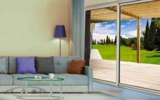 Solutions Baies vitrées coulissantes – Finesse, confort et sécurité par SYbaie