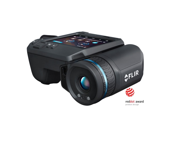 FLIR reçoit le prix « Red Dot : Best of the Best » 2018 pour la série FLIR T500
