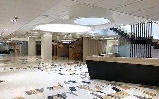 Centre de conférences World Trade Center Marseille Batiweb