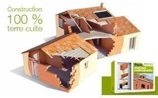 Pourquoi opter pour une maison 100 % terre cuite avec le pack maison individuelle