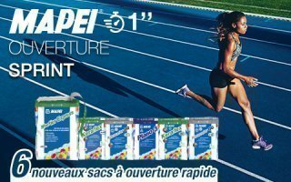 MAPEI poursuit son SPRINT !