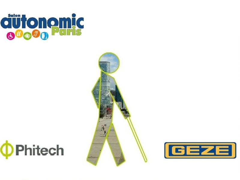 GEZE et Phitech – Un partenariat réussi au service de l'accessibilité pour tous ! - Batiweb