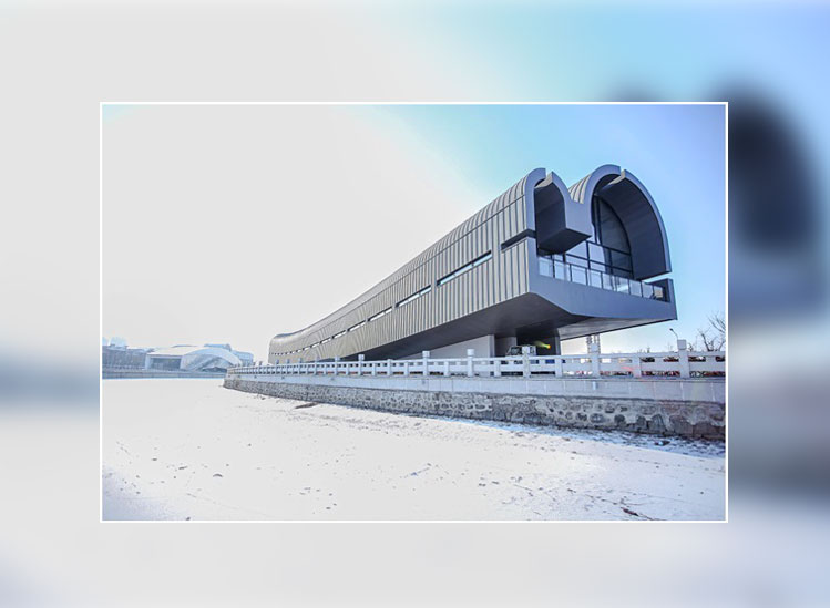 Les façades en zinc à joint debout : Une solution durable et esthétique - Batiweb