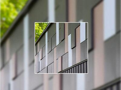 Les façades jouent la 3D avec VMZ MOZAÏK REFLIEF DE VMZINC® Batiweb